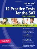 Kaplan's 12 Practice Tests for the SAT