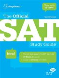 The Official SAT Study Guide by the Collegeboard